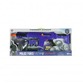 Policejní sada s příslušenstvím
