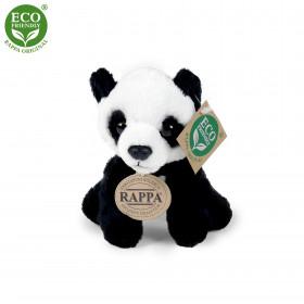 Plyšová zvířata exotická sedící 13 - 15 cm ECO-FRIENDLY