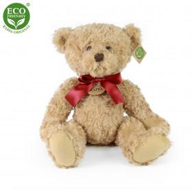 plyšový medvěd retro sedící 28 cm