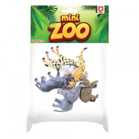 zvířata divoká větší, 5 ks v sáčku