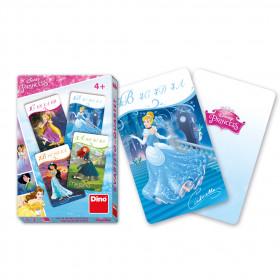 Karty kvarteto Disney Princezny