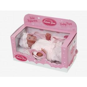 PEKE - realistická panenka miminko 29 cm