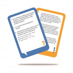 Hra Kapesní kvíz Všeobecné znalosti