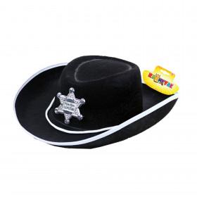 Klobouk šerif dětský