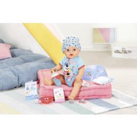 BABY born s kouzelným dudlíkem chlapeček 43 cm