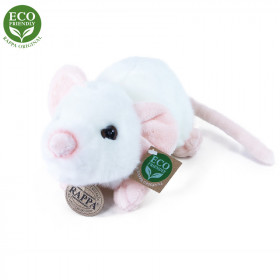 Plyšová myš 21 cm ECO-FRIENDLY