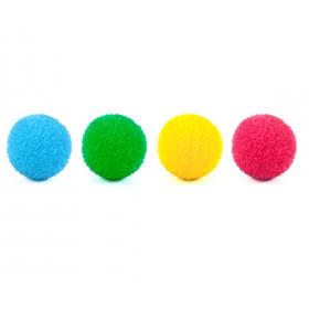 míček skákací se světlem 6,5 cm