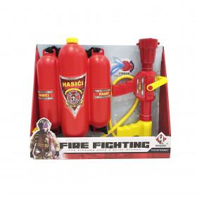 sada hasičská stříkací