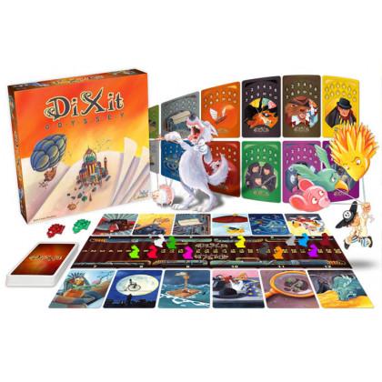 Hra Dixit - Odyssey