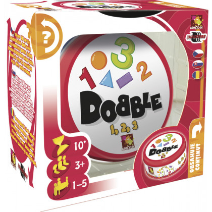 hra Dobble 1-2-3 - ADC