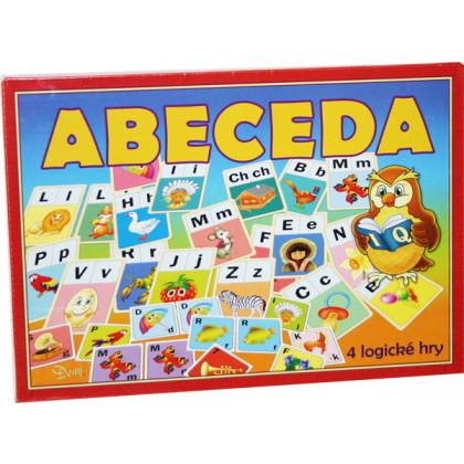 Hra Abeceda