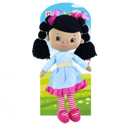 Hadrová panenka Eliška 50 cm