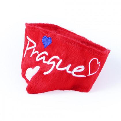 šátek plyšový PRAGUE pro plyš