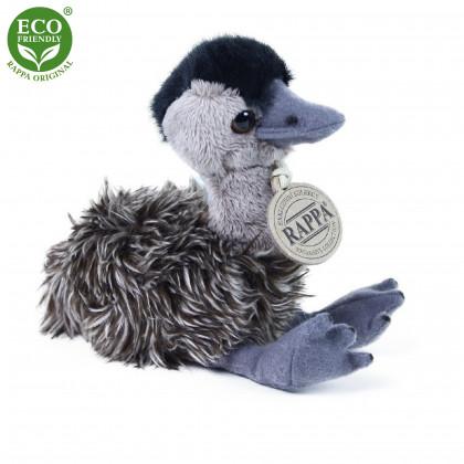 Plyšoví pták exotický  15 cm ECO-FRIENDLY