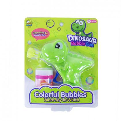 Pistole bublifuk dinosaurus výroba bublin