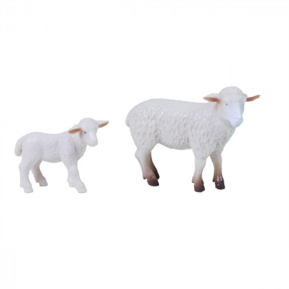 Zvířata na farmě 2 v 1 - ovce