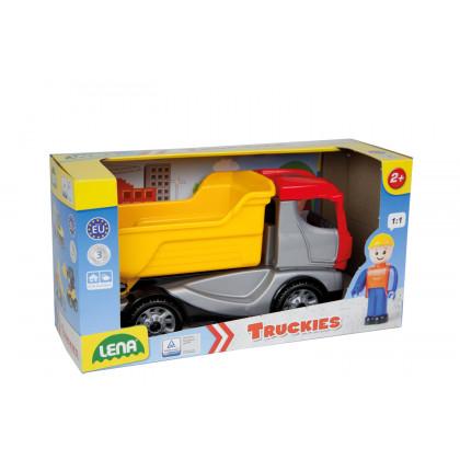 auto Truckies sklápěč v krabici