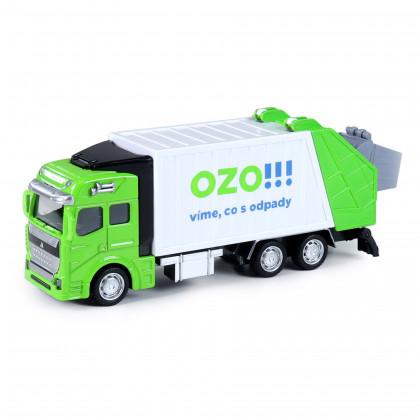 Smetiarske vozidlo OZO !!!