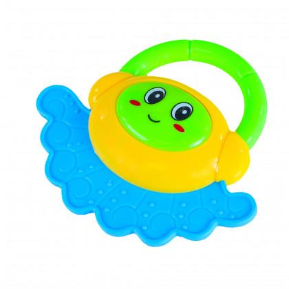 Hrkálka chobotnička s úchytom