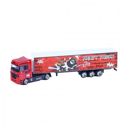 Auto kamión kovový
