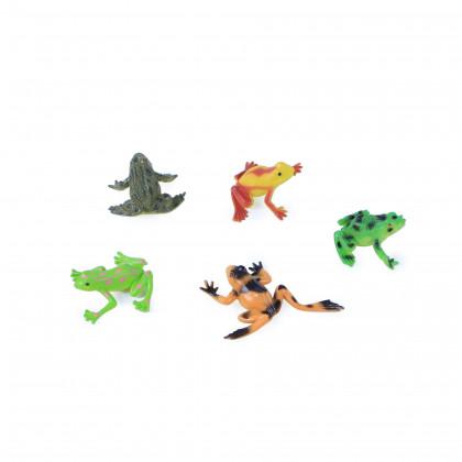 žaby, 5 ks vo vrecku