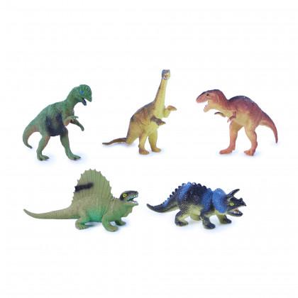 Dinosaury väčšie, 5 ks vo vrecku
