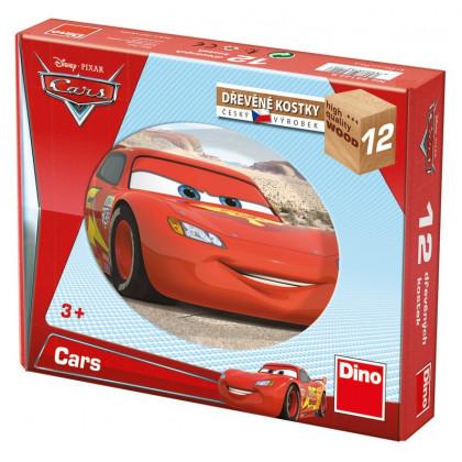 kubus Cars - Autá vo svete 12 kociek