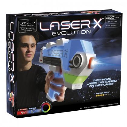LASER X evolution single blaster pre 1 hráča