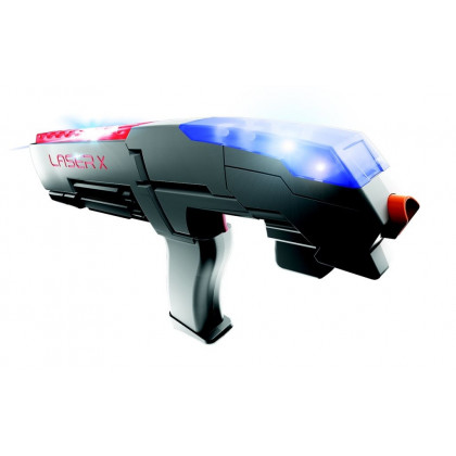 Laser-X pištoľ na infračervené lúče - sada pre jedného