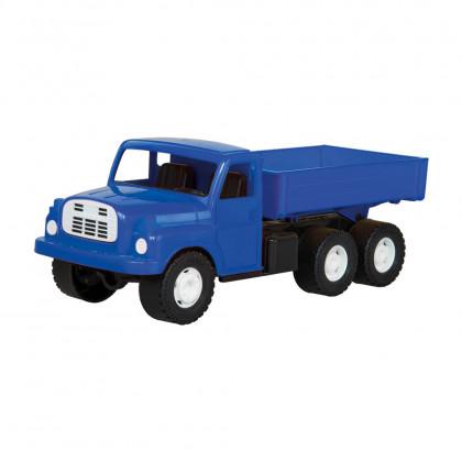 auto Tatra 148 valník modrý, 30cm
