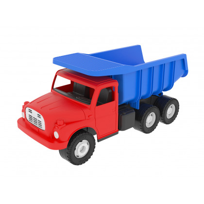 auto Tatra 148 modro-červená, plast 30cm