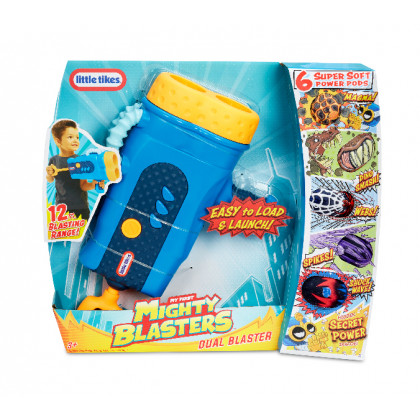 Little Tikes Mighty Blasters Duo pištole