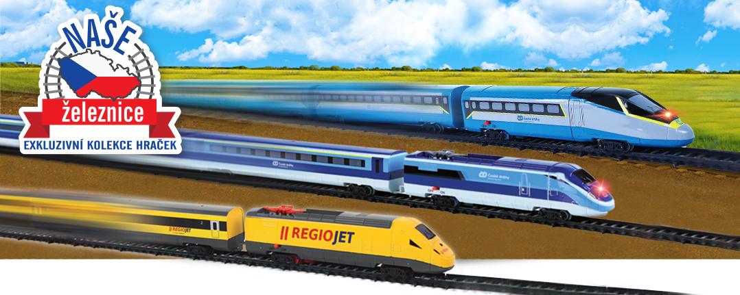 RAPPA - Naše železnice