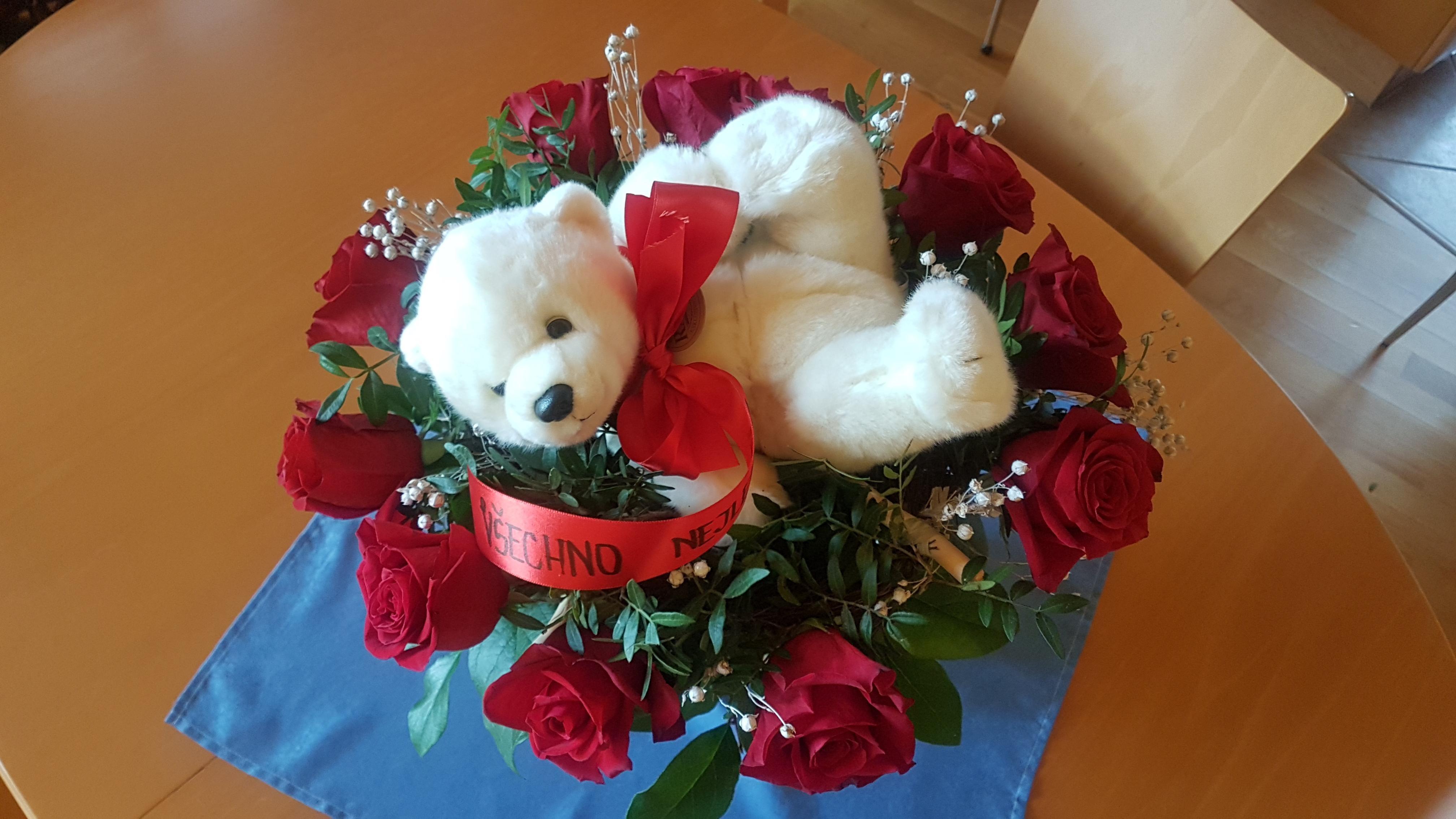 RAPPA - Plyšáci a květiny