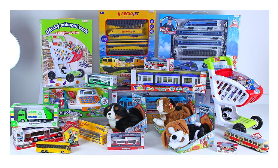 RAPPA - Unikátní hračky